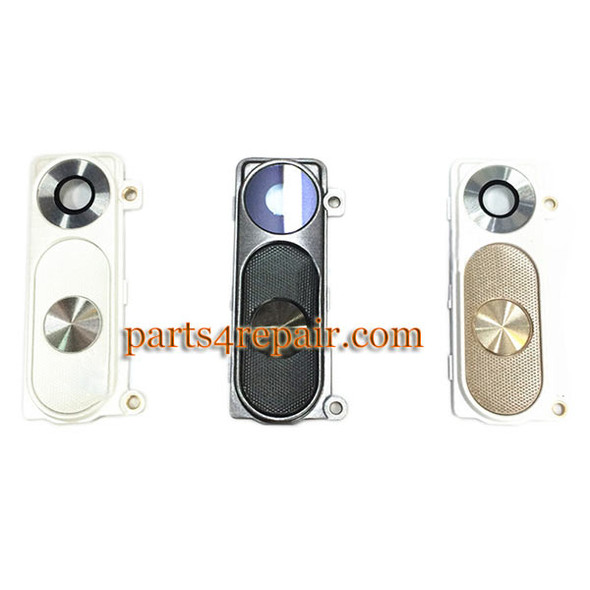 Camera Cover Assembly for LG G3 -White from www.parts4repair.com