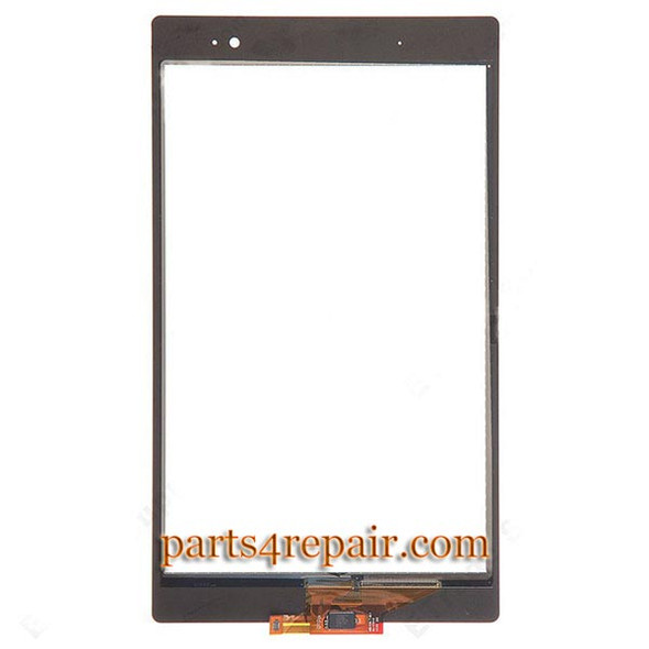 Touch Screen Digitizer for Sony Xperia Z3 Tablet Compact-white