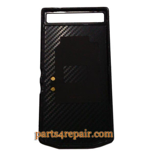 We can offer Back Cover for BlackBerry Porsche Design P'9982 -Black