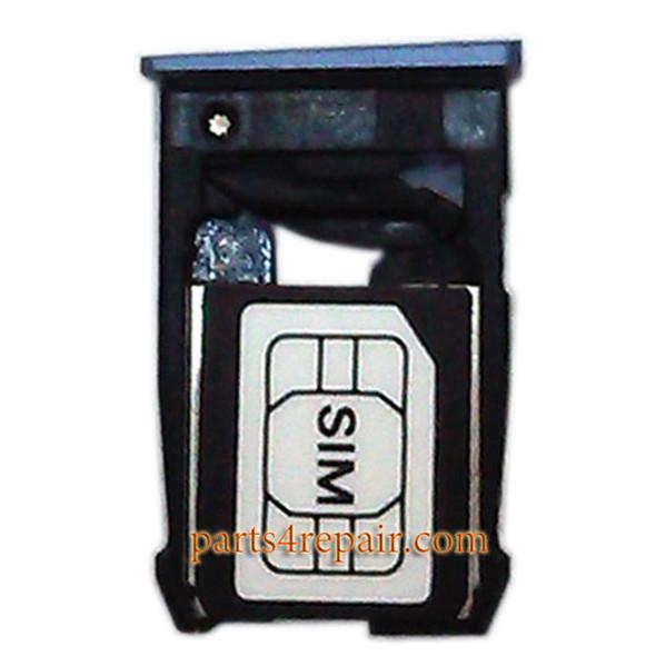 SIM Tray for Motorola Nexus 6 -Blue from www.parts4repair.com