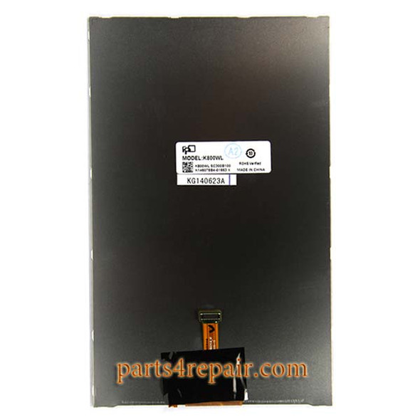 We can offer LCD Screen for Samsung Galaxy Tab 4 8.0 T330