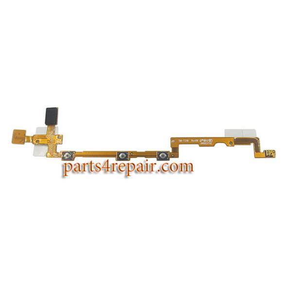 Side Key Flex Cable for Samsung Galaxy Tab 3 8.0 T310