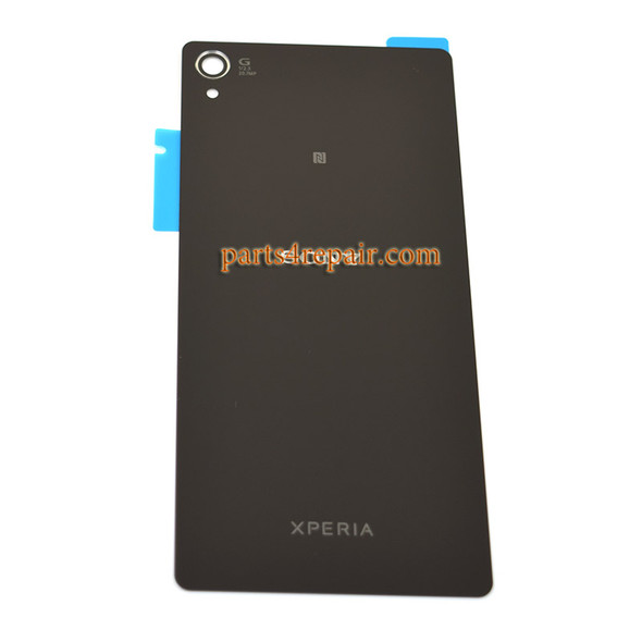 Generic Back Cover with NFC for Sony Xperia Z3 from www.parts4repair.com