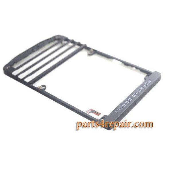 Front Frame for BlackBerry Porsche Design P'9981 from www.parts4repair.com