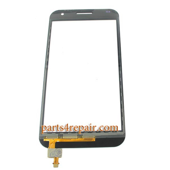 Touch Screen Digitizer for Huawei Ascend G7 -Black