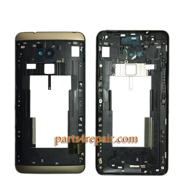 Middle Cover for HTC One Max from www.parts4repair.com