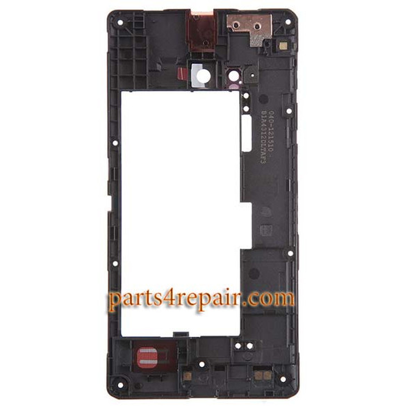 Nokia Lumia 730 Dual SIM Middle Frame