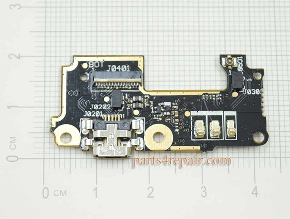 Dock Charging PCB Board for Asus Zenfone 5 A500KL from www.parts4repair.com