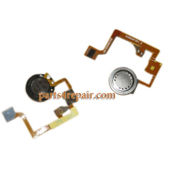 Loud Speaker Flex Cable for Motorola Moto E (2nd Gen) from www.parts4repair.com
