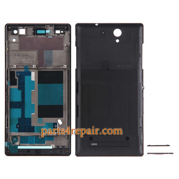 We can offer Full Housing Cover for Sony Xperia C3 S55