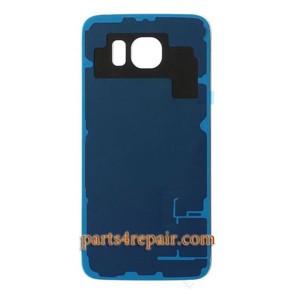 Back Cover with Adhesive for Samsung Galaxy S6 All Versions