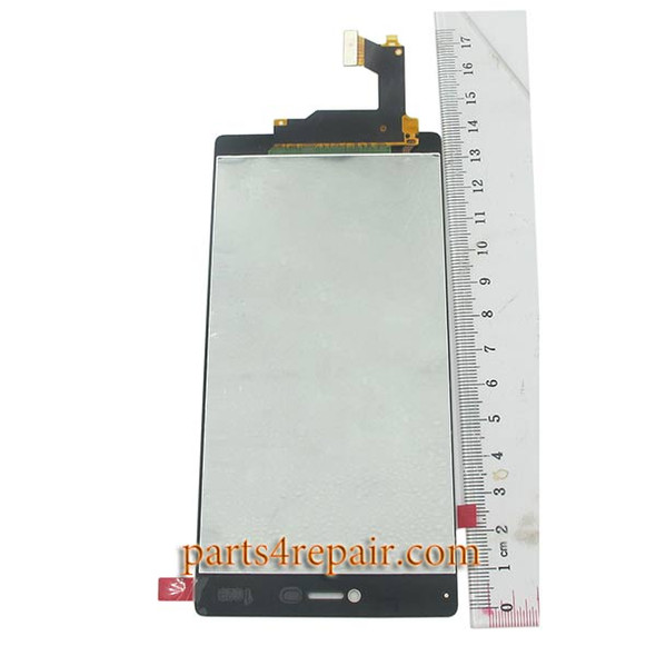 Huawei P8 LCD Screen Assembly Gold | Parts4Repair.com