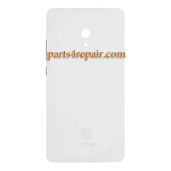 Asus Zenfone 6 A600CG Back Cover with Side Keys from www.parts4repair.com