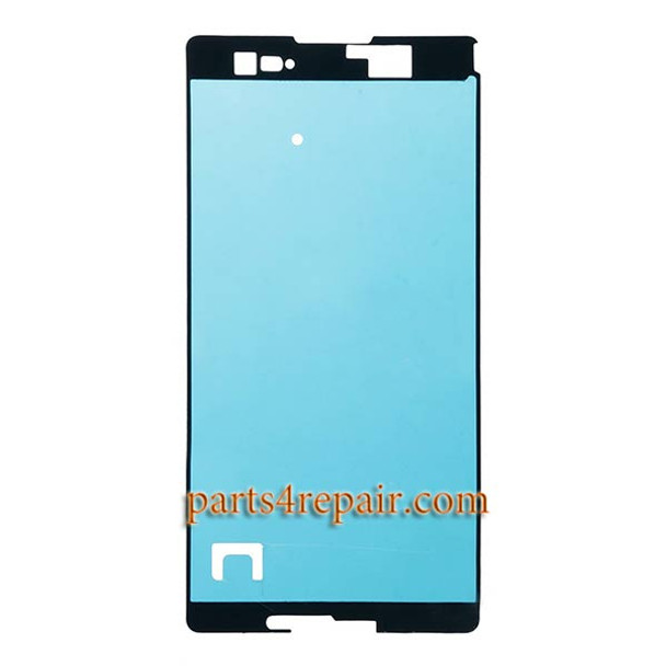 Front Housing Adhesive for Sony Xperia T2 Ultra from www.parts4repair.com