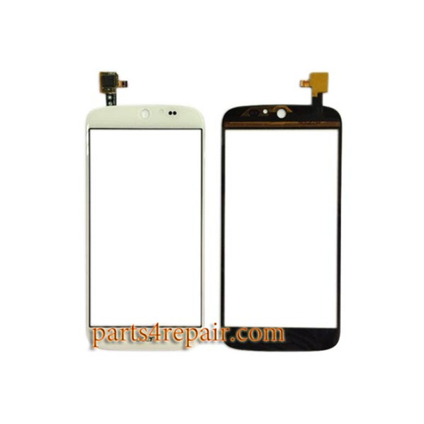 Touch Screen Digitizer for Acer Liquid Jade S55 -White
