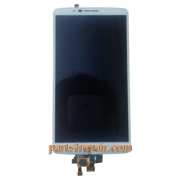 Complete Screen Assembly for LG G3 Screen F490 from www.parts4repair.com