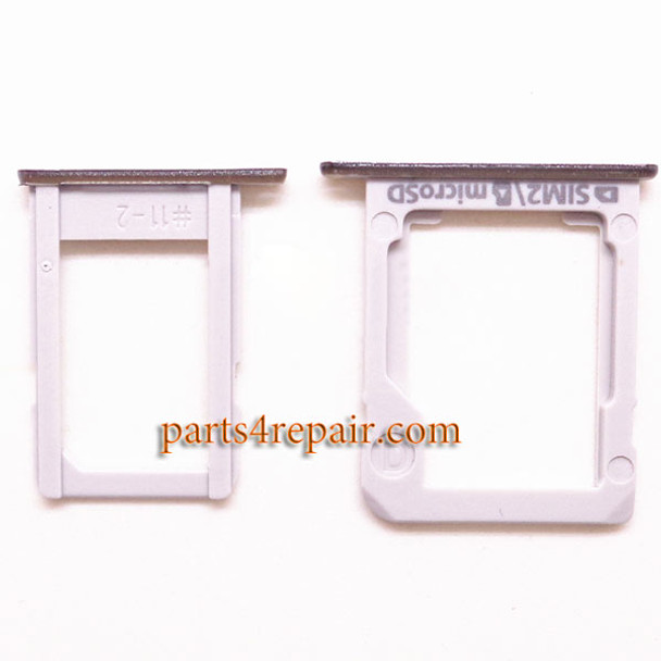 A Pair SIM Trays for Samsung Galaxy E7 from www.parts4repair.com