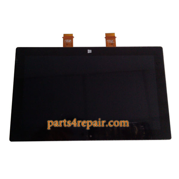 Complete Screen Assembly for Microsoft Surface Pro from www.parts4repair.com