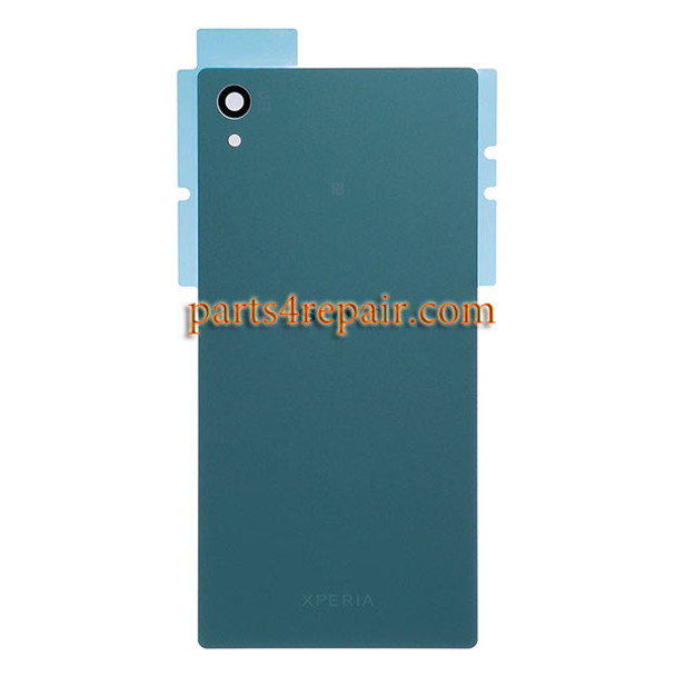 Back Cover OEM for Sony Xperia Z5 E6653 -Green