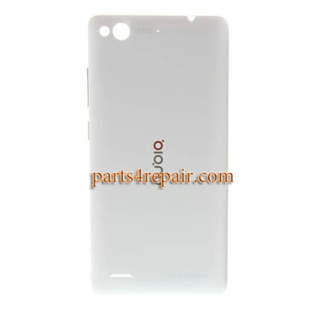 Back Cover with Side Keys for ZTE Z7 mini NX507J from www.parts4repair.com