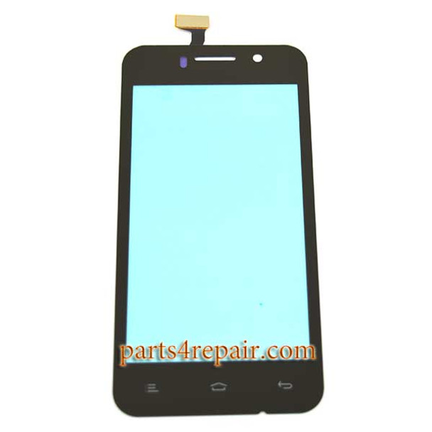Touch Screen Digitizer for NGM Forward Infinity from www.parts4repair.com