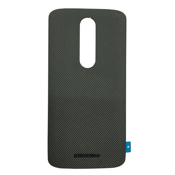 """Back Cover with """"DROID"""" logo for Motorola Droid Turbo 2"""