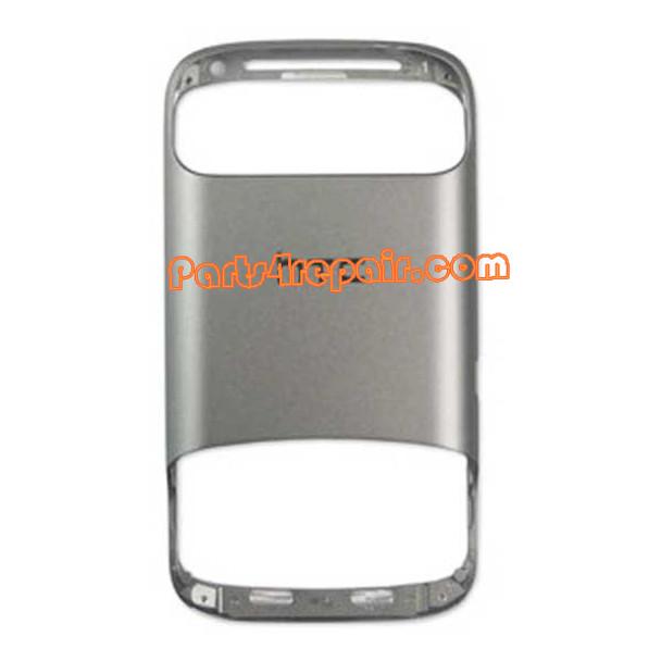 Frame Bezel Housing Cover for HTC Desire S -Silver