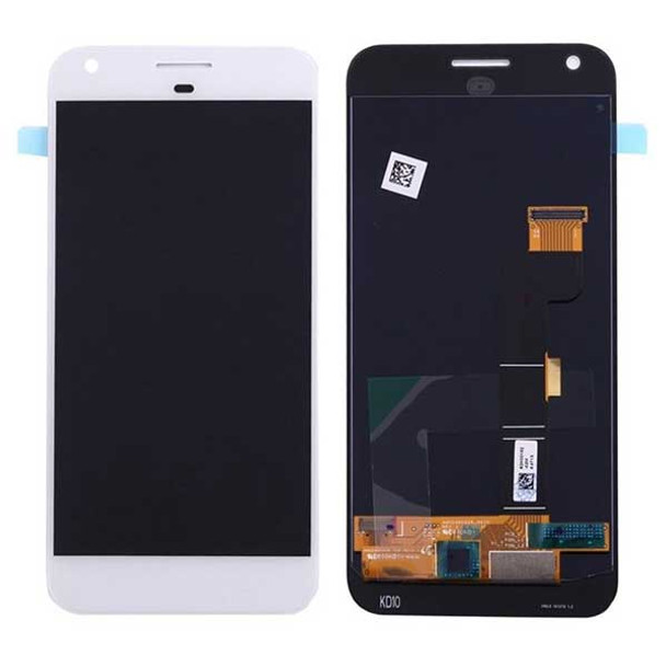 Complete Screen Assembly for HTC Google Pixel XL from www.parts4repair.com
