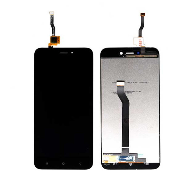 Complete Screen Assembly for Xiaomi Redmi 5A from www.parts4repair.com