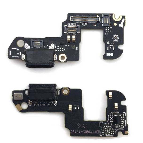 Dock Charging PCB Board for Huawei Honor 9 from www.parts4repair.com