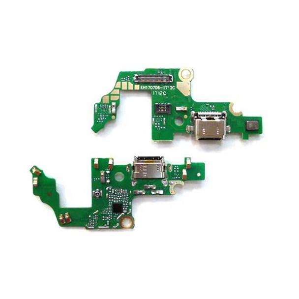 Dock Charging PCB Board for Huawei Nova 2 Plus from www.parts4repair.com