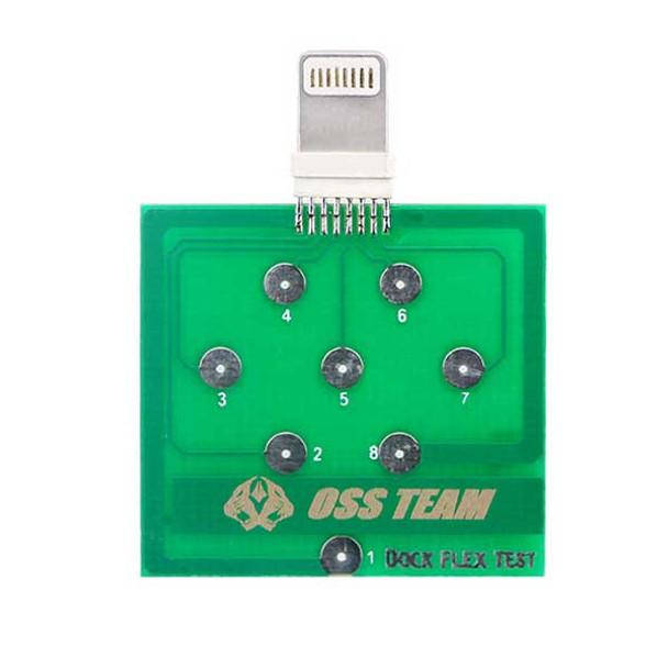 Micro USB Dock Pin Test Board for iPhone 7