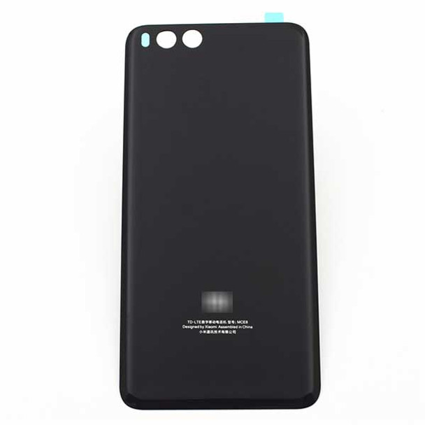Back Glass Cover for Xiaomi Mi Note 3 from www.parts4repair.com