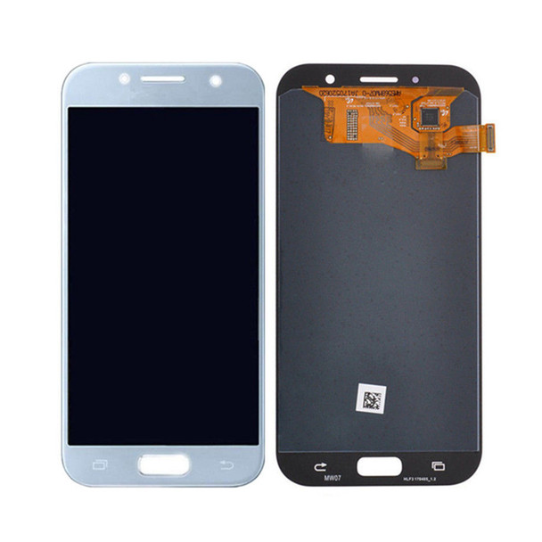 LCD Screen Digitizer Assembly for Samsung Galaxy A7 2017 A720 -White