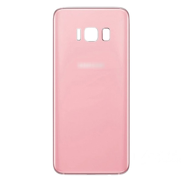 Back Glass Cover with Adhesive for Samsung Galaxy S8