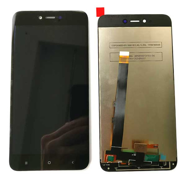 LCD Display + Touch Screen Digitizer Assembly for Redmi Y1 Lite from www.parts4repair.com
