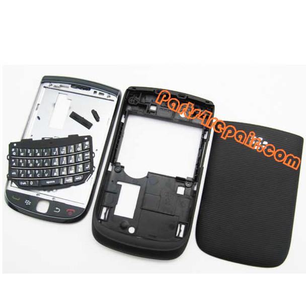 Full Housing Cover for BlackBerry Torch 9800