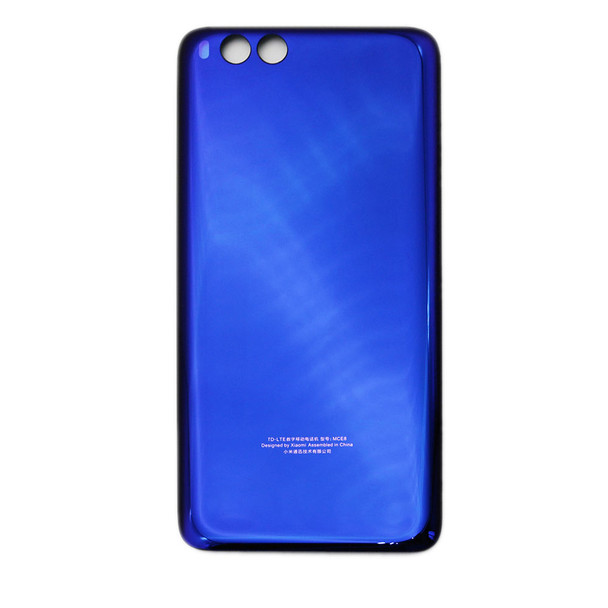 Back Glass Cover for Xiaomi Mi Note 3 -Blue