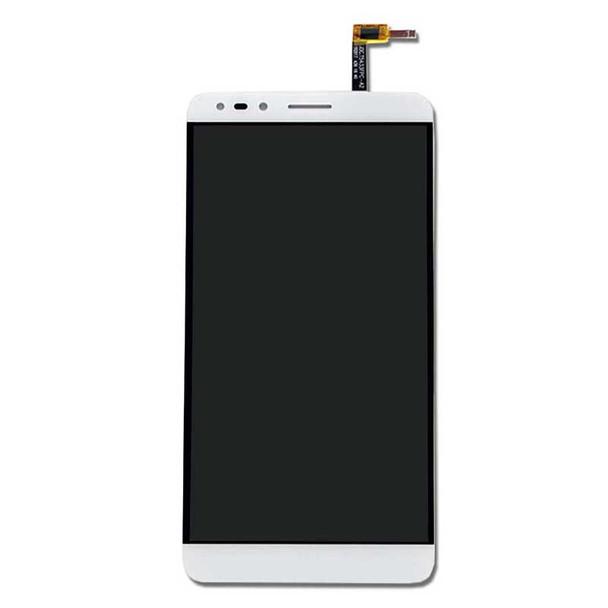Alcate Pop 4 (6.0) OT7070 LCD Screen Digitizer Assembly White   Parts4Repair.com