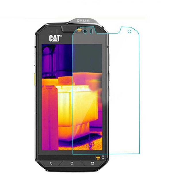 5D Tempered Glass Screen Protector for CAT S60 from Parts4Repair.com