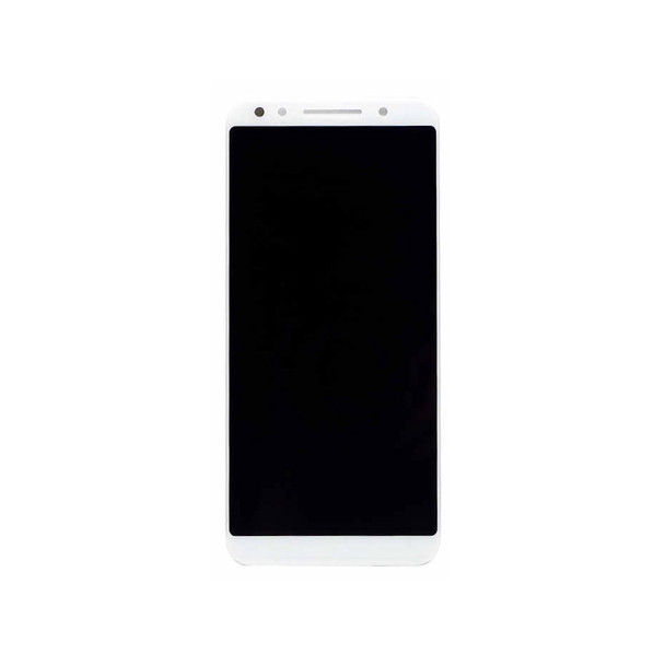 Alcatel 3L 5034D LCD Screen Digitizer Assembly White   Parts4Repair.com