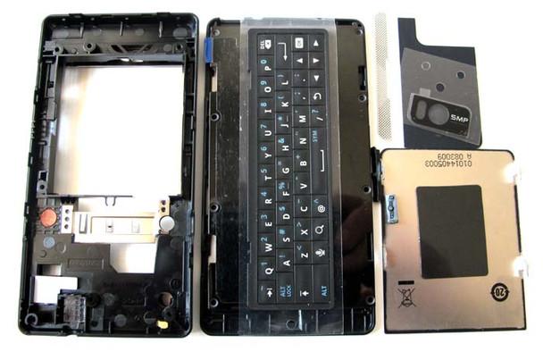Full Housing Cover for Motorola Milestone 2 ME722