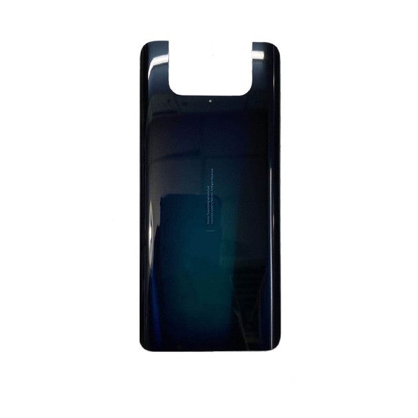 Back Glass Cover for Asus Zenfone 7 ZS670KS Black | Parts4Repair.com