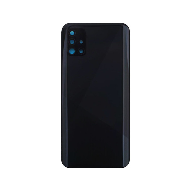Back Cover with Camera Lens for Samsung Galaxy A51 Black | Parts4Repair.com
