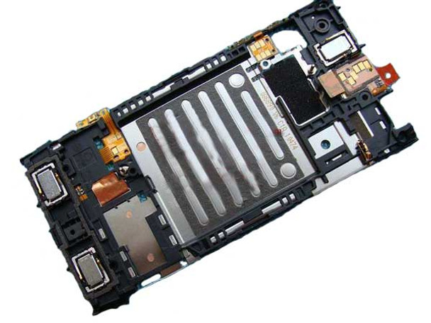 NokIA X7-00 Middle Cover from www.parts4repair.com