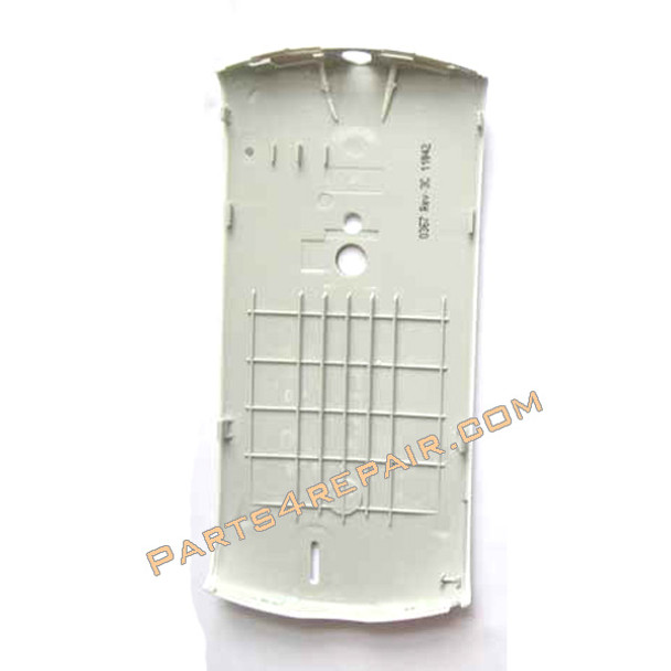 Sony Ericsson Xperia Neo V Back Cover -White from www.parts4repair.com
