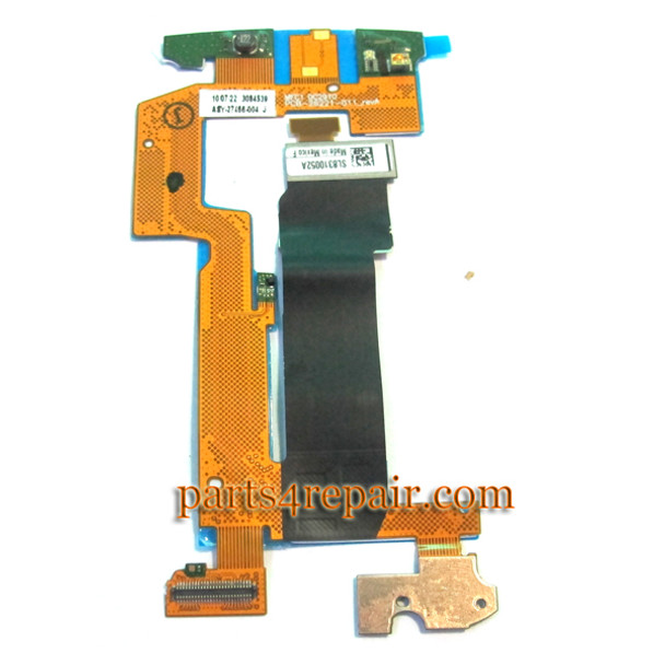 BlackBerry Torch 9810 Main Board Motherboard Slide Flex Cable Ribbon from www.parts4repair.com