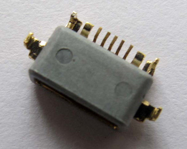 Sony Ericsson Xperia Arc X12 Dock Charging Connector from www.parts4repair.com
