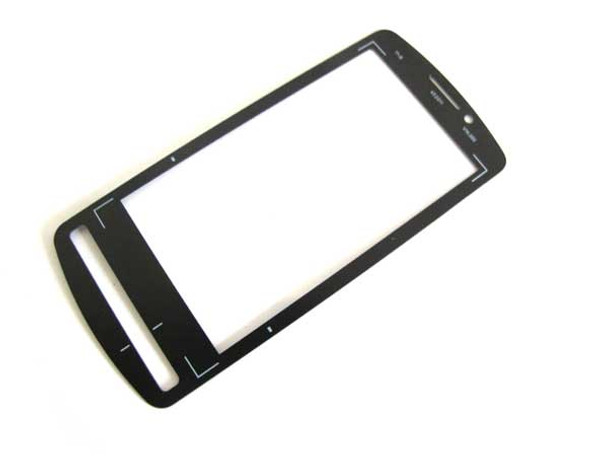 Nokia 700 Front Glass -Black from www.parts4repair.com