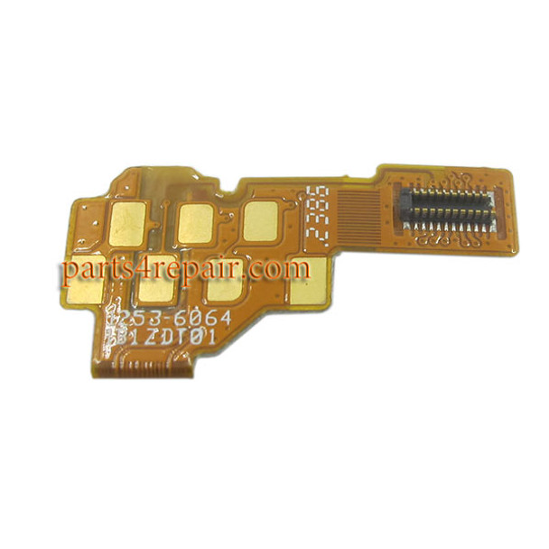 Sony Xperia U Sensor Flex Cable from www.parts4repair.com